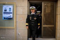 قائد القوة البحرية الايرانية يتوجه الى ماليزيا
