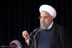 حسن روحانی رئیس جمهوری
