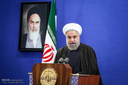 Rouhani says enemies seek to frustrate Iranians