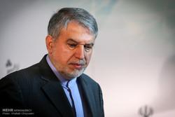 سید رضا صالحی امیری وزیر فرهنگ و ارشاد اسلامی