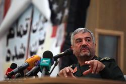 اللواء جعفري: يجب دعم إمكانات الداخل الايراني وتفعيلها