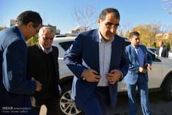 وزیر بهداشت وارد استان سمنان شد/ استقبال از قاضیزاده در گرمسار