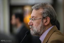 لاريجاني: مجلس الشورى الإسلامي سيتخذ إجراءات تتناسب مع السلوك الأميركي