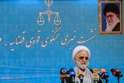 غلامحسین محسنی اژه ای سخنگوی قوه قضائیه