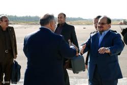 وزیر تعاون، کار و رفاه اجتماعی وارد فرودگاه گرگان شد