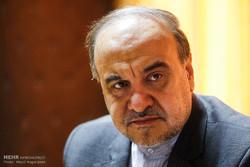 مسعود سلطانی فر وزیر ورزش و امور جوانان