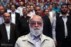 مهدی چمران رئیس شورای شهر تهران