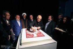 افتتاحیه نهمین جشنواره تجسمی فجر