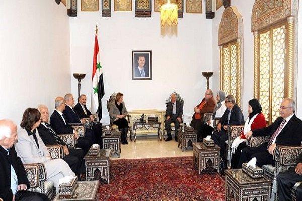 روابط مصر و سوریه ضامن امنیت ملی دو کشور و آینده ملتهای منطقه است
