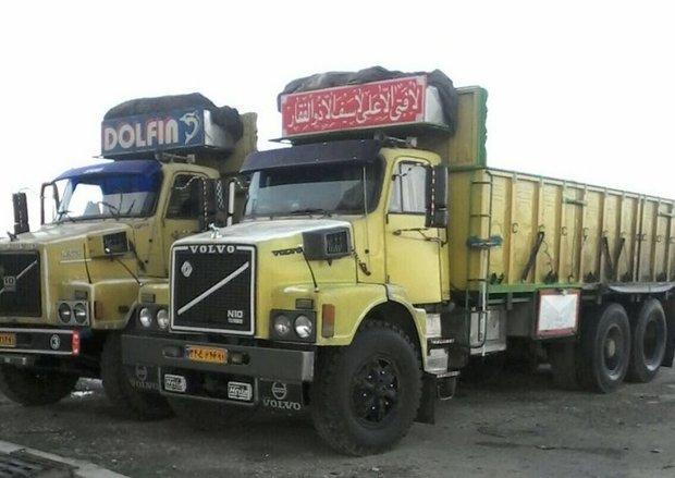 کامیون-سایز شده