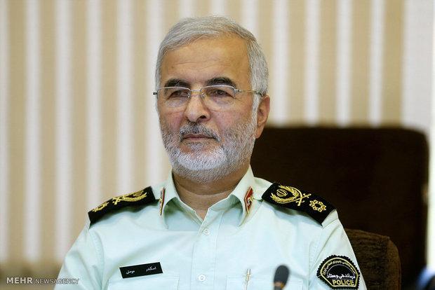 تمرکز پلیس بر ماموریت های پیش رو/تامین امنیت انتخابات