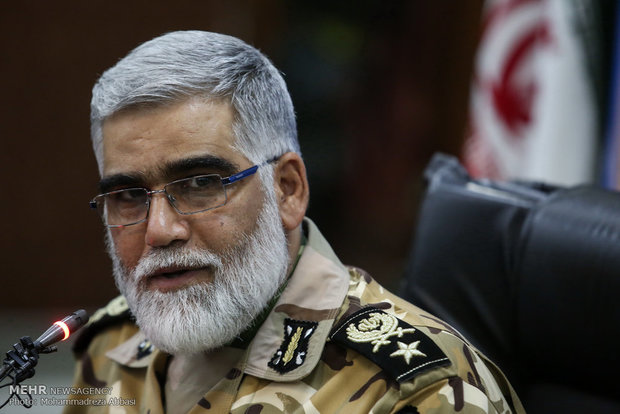 US-planned anti-Iran PG coalition doomed to failure: Iranian army official