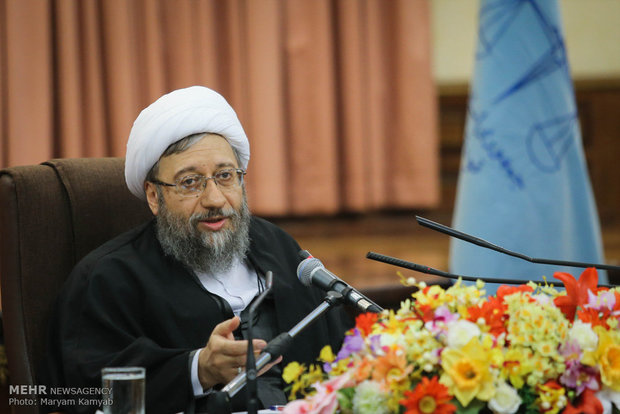 Amoli Larijani warns against 'infiltration' in elections