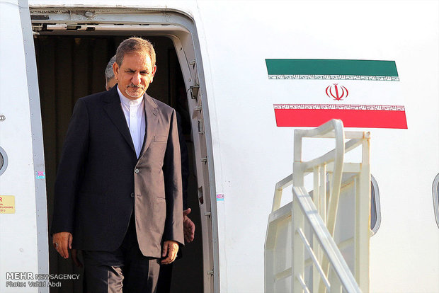 1st VP to visit quake-hit Kermanshah