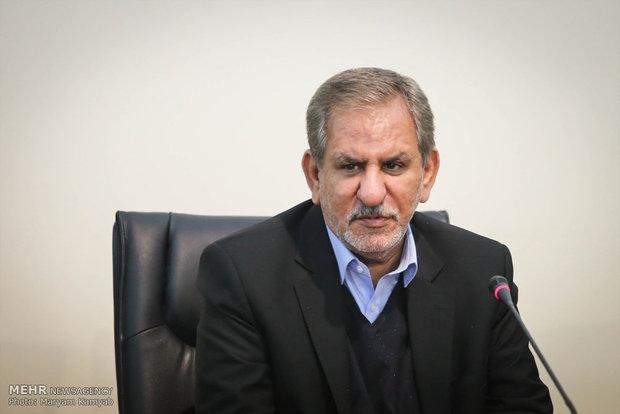 «جهانگیری» جان باختن سرنشینان نفتکش ایرانی را تسلیت گفت