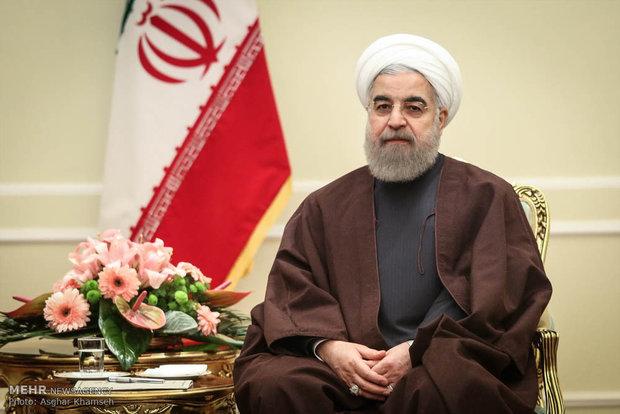 منح الدكتوراه الفخرية للرئيس حسن روحاني من جامعة موسكو الحكومية