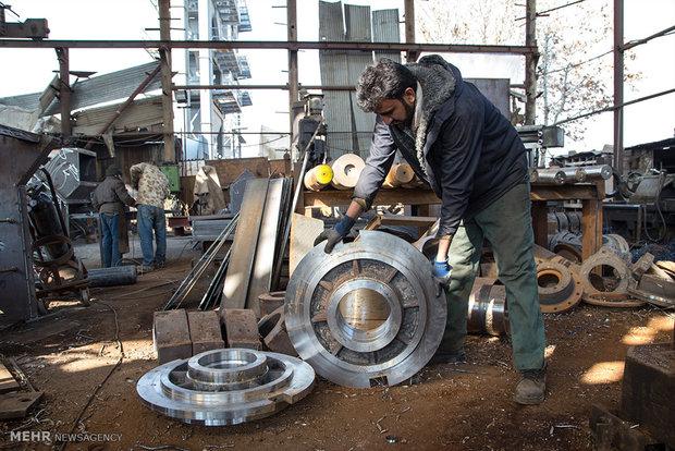 تولید دستگاه های معدن و سنگ شکن در شهریار