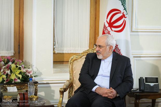 الوزير ظريف: هناك اجماع دولي على رفض الاستفتاء