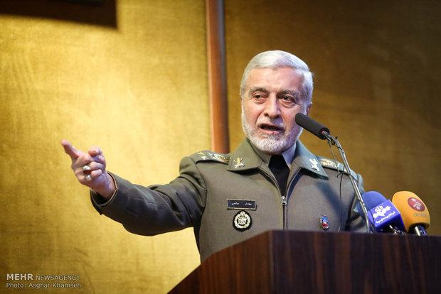 اللواء صالحي: سيتم الرد بحزم على أي تحركات في حدودنا الغربية