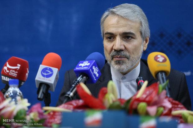 نوبخت: على دول الجوار أن تشعر بالطمأنينة والسرور لقوة ايران