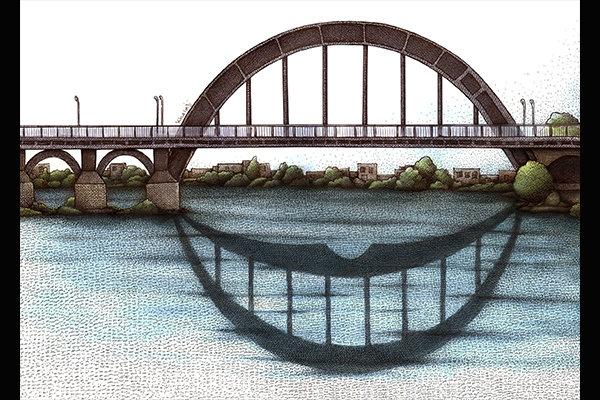 جشنواره ملی کاریکاتور «گنجینه آب» برگزیدگانش را شناخت