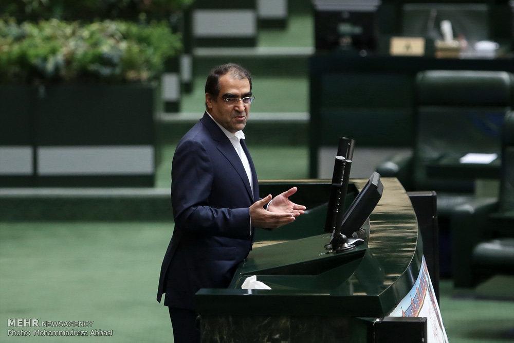 Risultati immagini per قاضیزاده هاشمی در مجلس