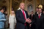 دولت ترامپ به رسانه ها اعلان جنگ کرد