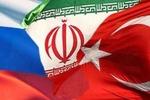 Iran, Turkey, Russia envoys meet UN envoy for Syria in Geneva