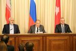 ظریف، چاوش اوغلو و لاوروف به زودی دیدار می کنند