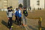 تیموریان و جباروف تمرین کردند/ شوخی های آندو با منصوریان