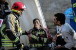۲۰۲ مصدوم در حادثه پلاسکو درمان شدند