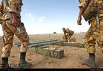 IRGC Ground Force stages war game in western Iran