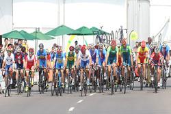 حضور دوچرخه سواران در مسابقات جام جهانی ایتالیا و بلژیک
