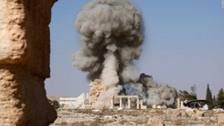 "Syria deems destruction of ancient sites in Palmyra as ""war crime"""