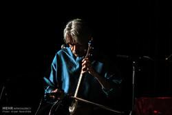 Kayhan Kalhor performs in Sanandaj