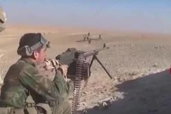 فیلم/پیشروی های ارتش سوریه در منطقه التیفور در حومه حمص
