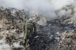 عملیات امداد و نجات ساختمان پلاسکو - 12