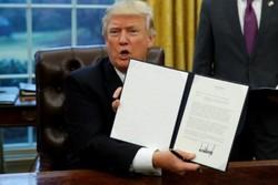 ترامب يوقع مرسوما بالخروج من اتفاقية الشراكة عبر المحيط الهادئ