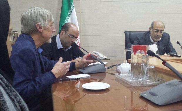 جلسه بررسی و ارزیابی پروژه «منارید» در کرمانشاه برگزار شد