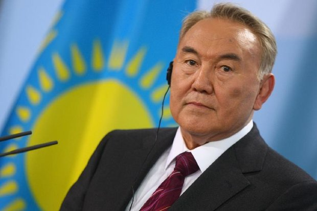 Nazarbayev addresses meeting on Syria