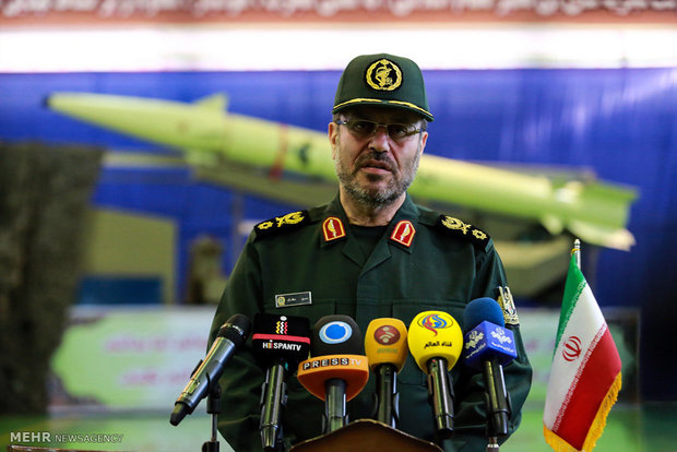 Dehghan rejects US claim on Iran missile test