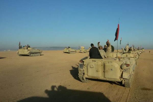 وزارة الدفاع العراقية تعلن استعادة شرق الموصل بالكامل