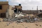 حمله افراد مسلح به پایگاه نظامیان مصری در صحرای سینا