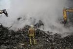 چرایی شهید نامیده نشدن آتش نشانان