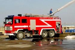 ایستگاههای آتش نشانی خوی چهارشنبه سوری در آماده باش کامل هستند