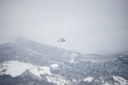 کمک خلبان بالگرد مرزبانی به شهادت رسید/۸نفر مجروح شدند