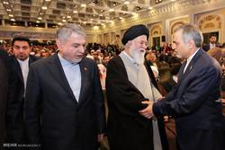 مراسم افتتاحیه مشهد پایتخت فرهنگی جهان اسلام
