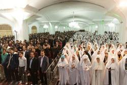 ازدواج دانشجویی درحرم مطهر رضوی1