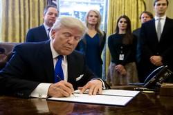ترامپ دستور ادامه ساخت «داکوتا» و «کیستون ایکس ال» را صادر کرد