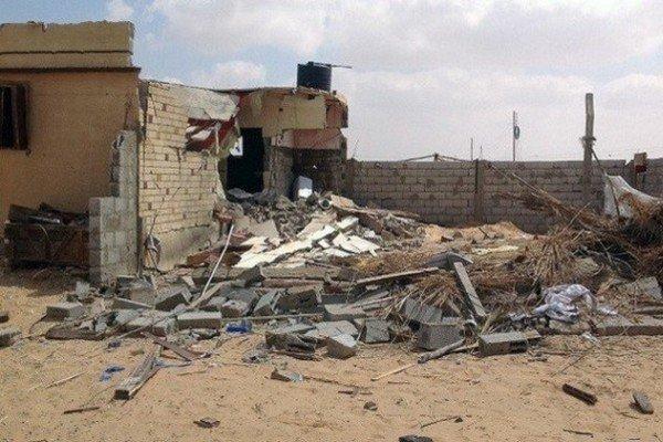 وقوع انفجار در «صحراء سینا» مصر/ کشته شدن ۲ نظامی